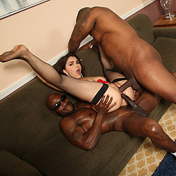 Blacks On Blondes Discount - Valentina Nappi